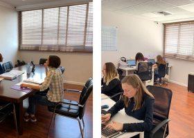 Открытие нового офиса РИКЦ в Нетании