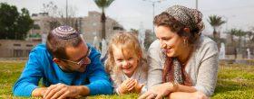 Репатриация семьей в Израиль