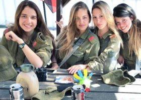 Армия в Израиле для девушек