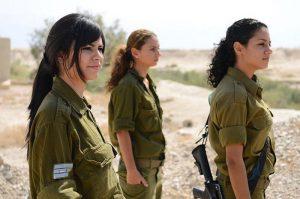 служба в армии израиля для девушек